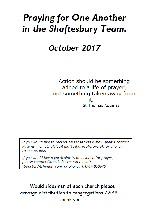 Pew Sheet Oct 2017
