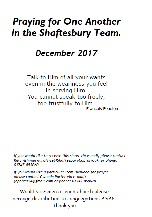 Pew Sheet Dec 2017