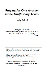 Pew Sheet Jul 2018